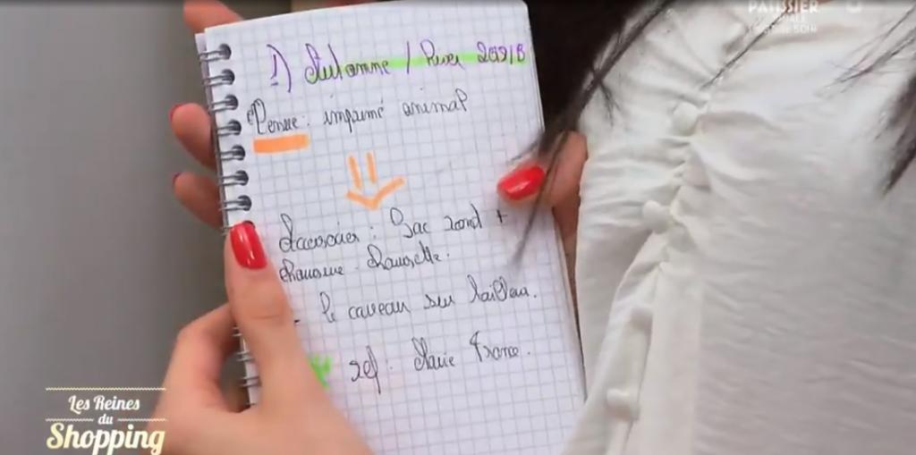 Le carnet tendances de Amina