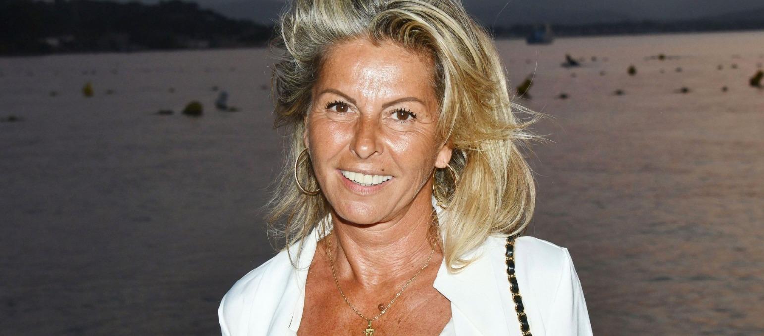 Caroline Margeridon : son ex pose avec leur fille Victoire !