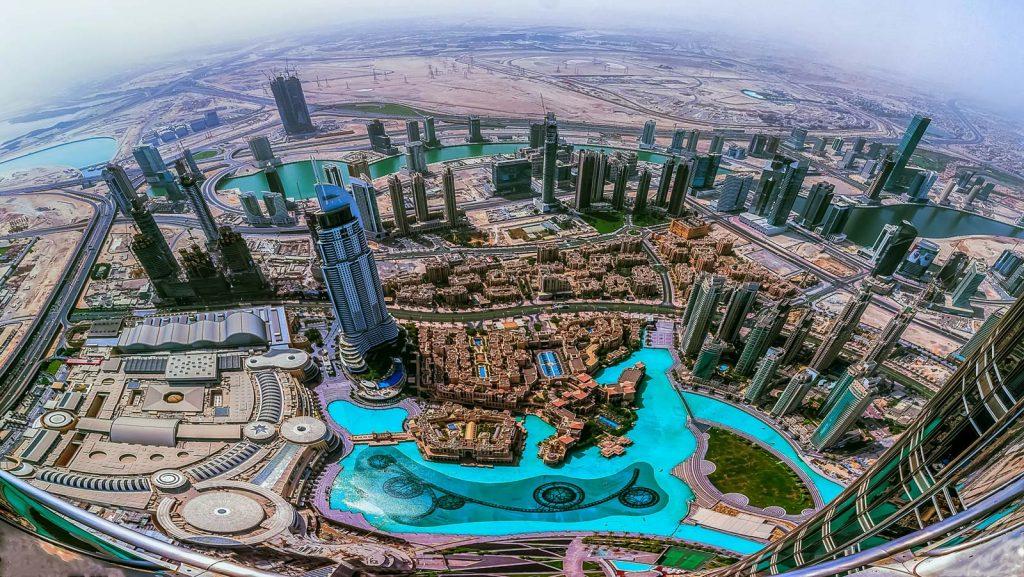 Un voyage à Dubaï !