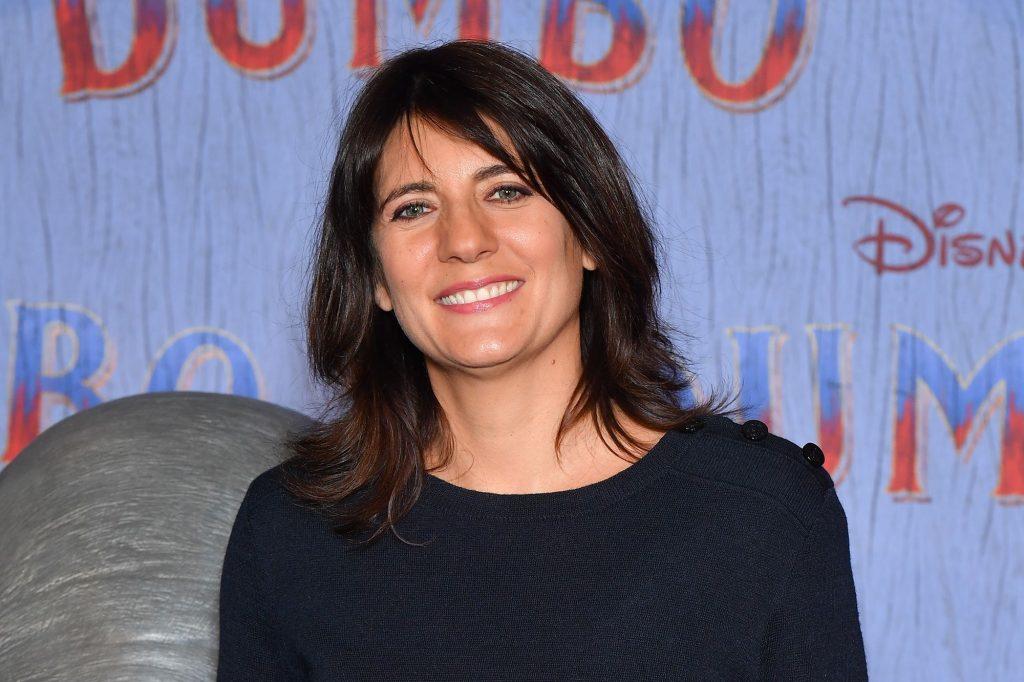 Estelle Denis a reçu une photo spéciale d'elle de la part de Valérie Damidot