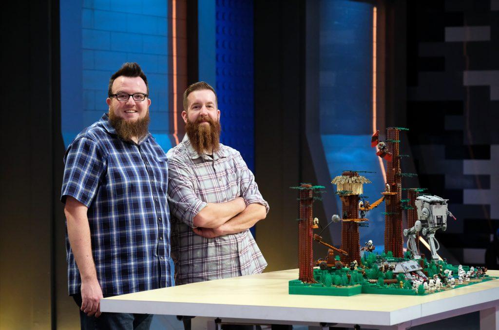 Les participants de Lego Masters
