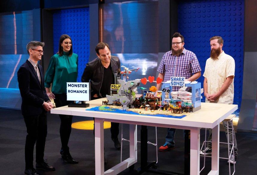 Lego Masters : « Fallait laisser l'émission à d'autres »