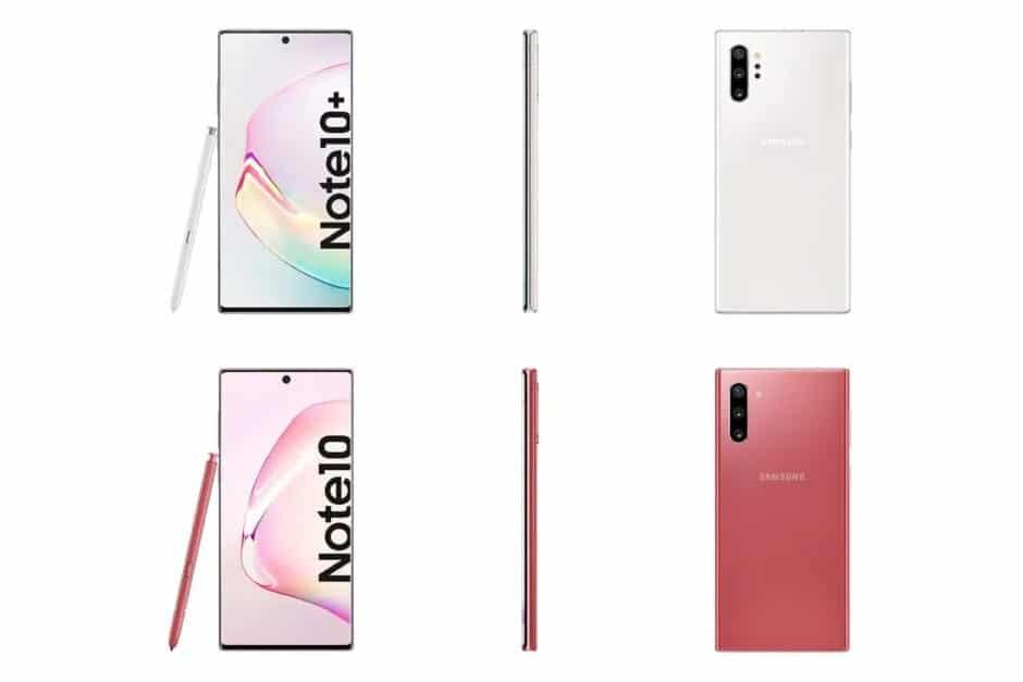 Samsung Galaxy Note 10+ : 420 euros de réduction !