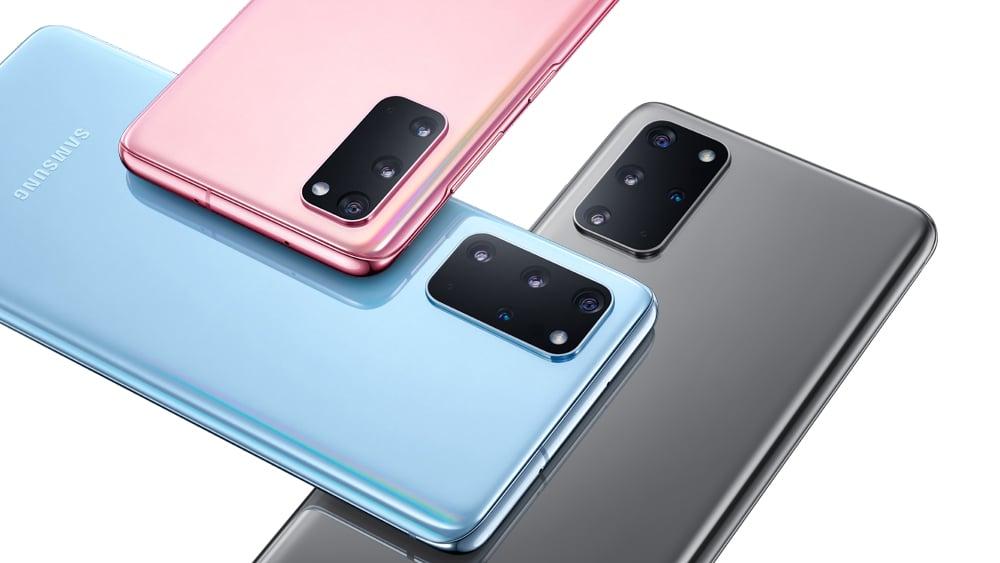 Samsung Galaxy S20+ : Une grosse réduction sur le puissant haut de gamme !