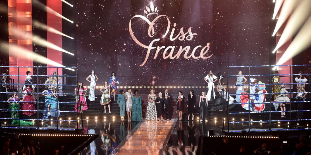 Scène Miss France