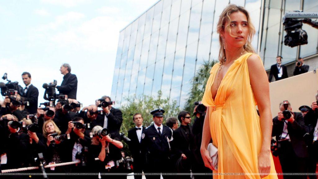 Vahina Giocante : De retour dans le monde de cinéma après 5 ans d'absence