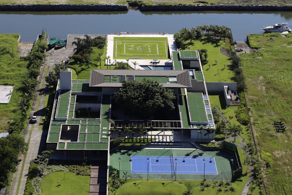 Villa de Neymar à Mangaratiba