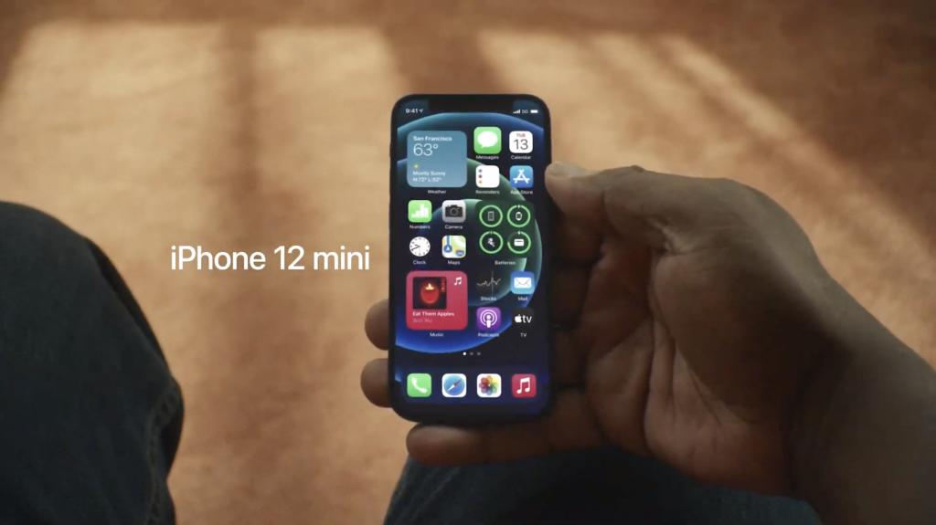 iPhone 12 mini en promotion !