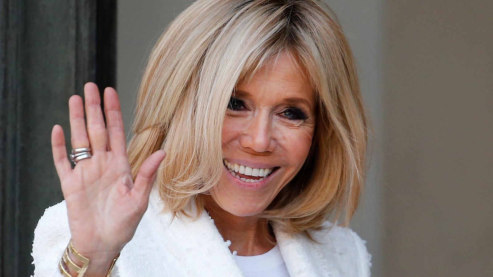Brigitte Macron tient un rôle majeur dans les cuisines de l'Élysée