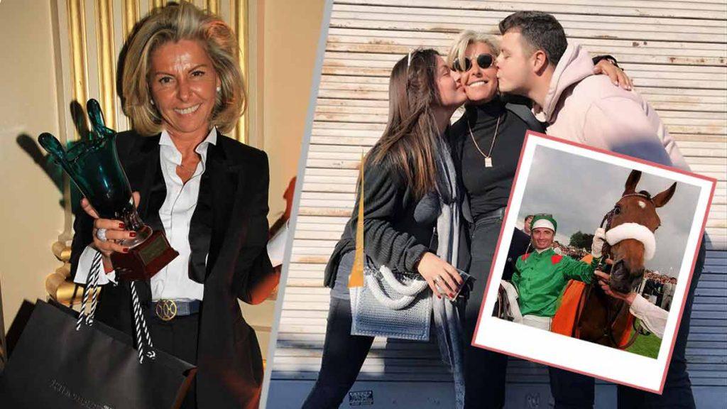 Caroline et ses enfants !
