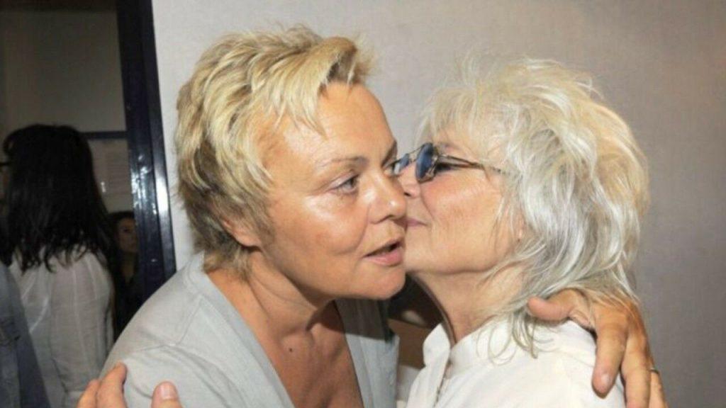 Muriel Robin et Catherine Lara