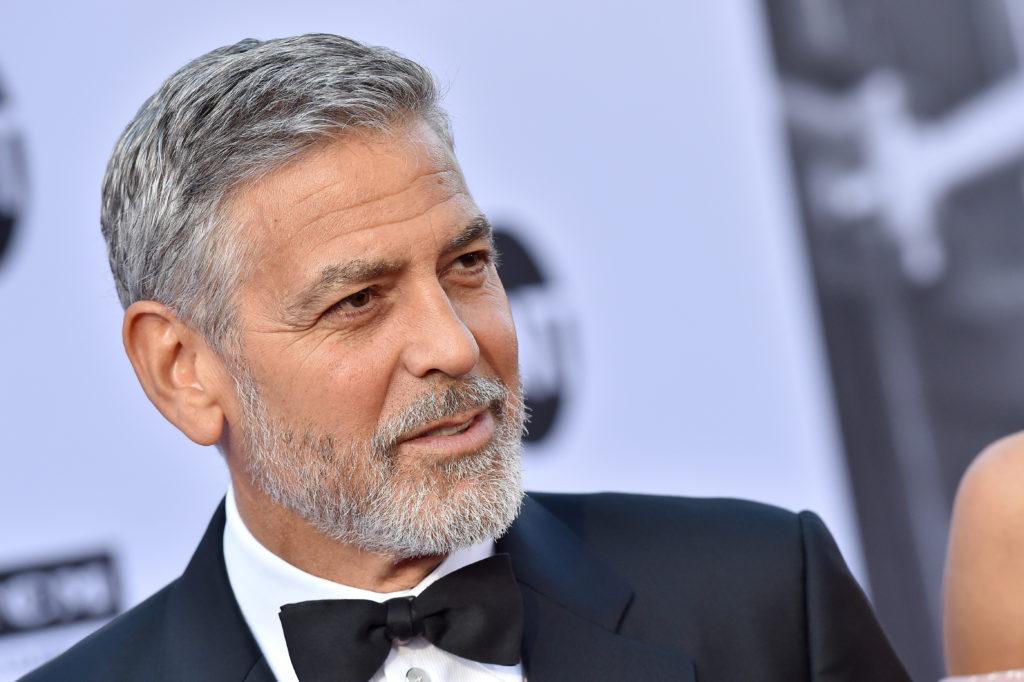 George Clooney, bientôt en France !