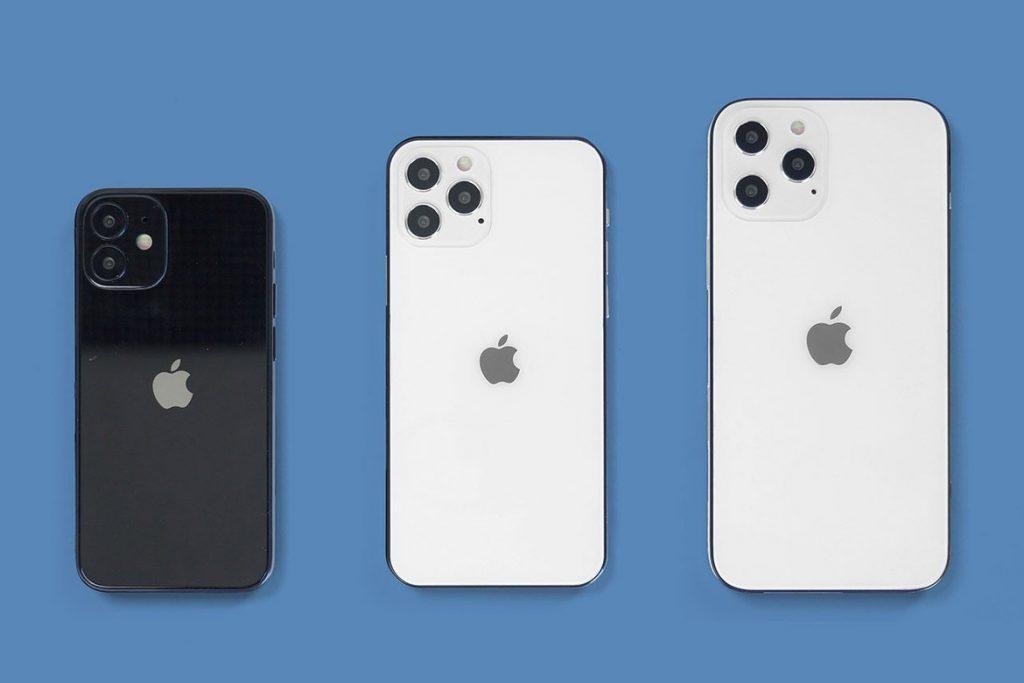 Les iPhones 12