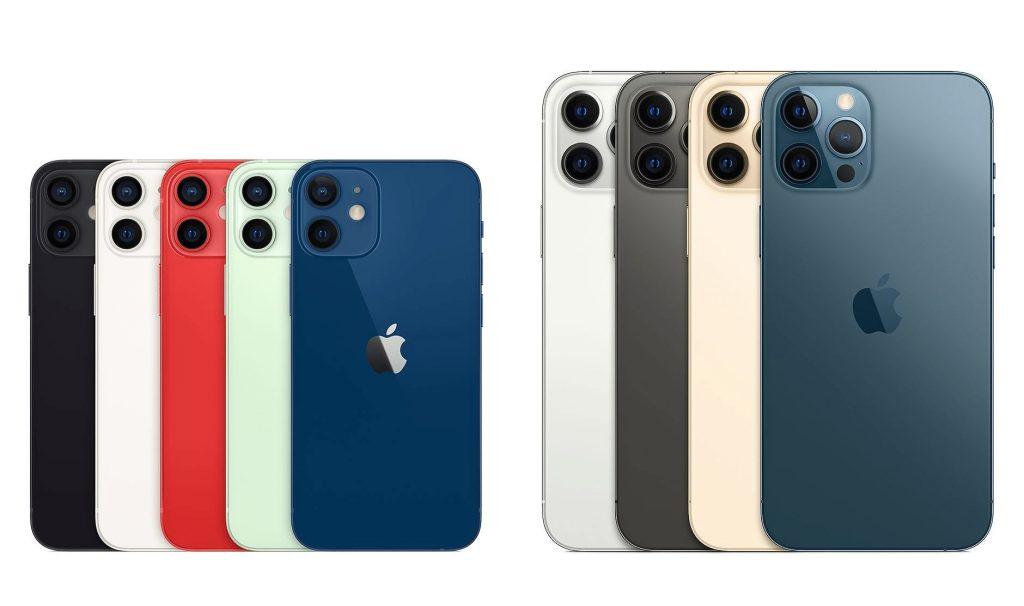 Les nouveaux smartphones d'Apple !