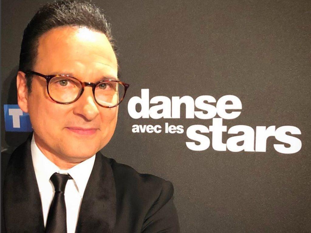 L'ancien juré de Danse avec les stars