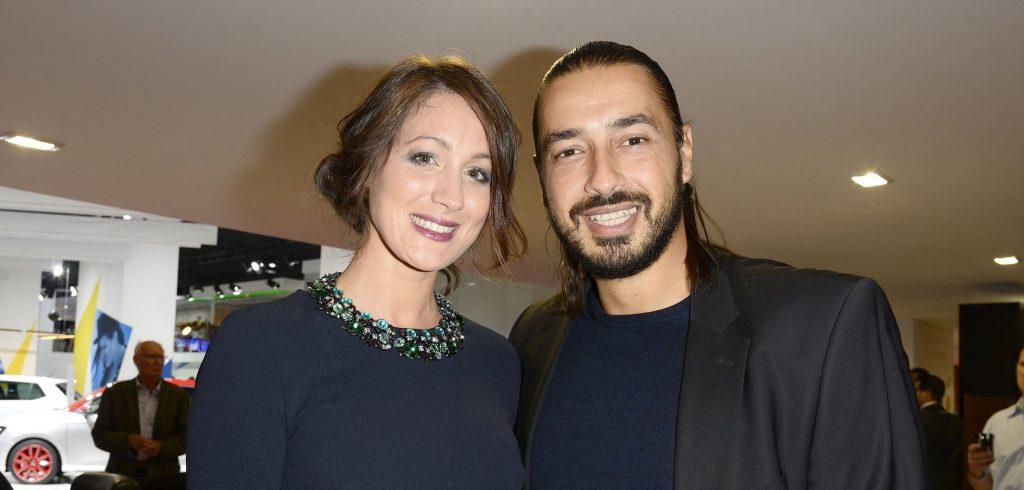 Moundir et sa femme