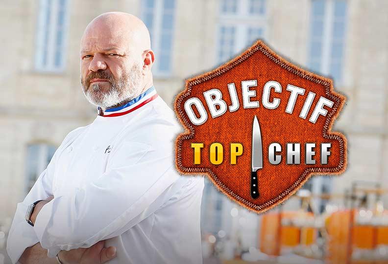 Objectif Top Chef : Philippe Etchebest perd son calme à cause d'une candidate !