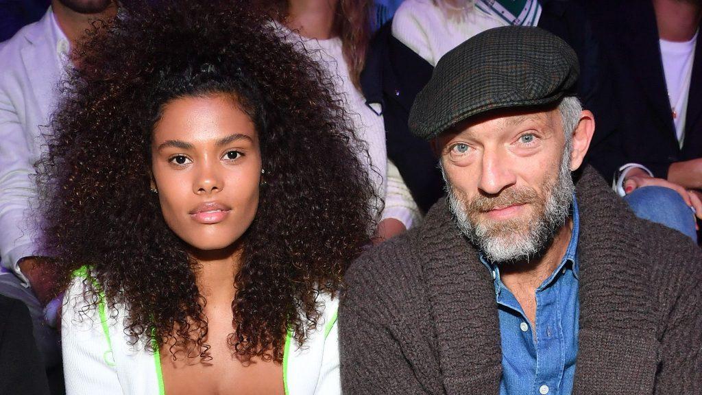Tina Kunakey et Vincent