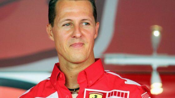 Michael Schumacher : un cliché bouleversant