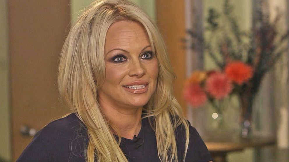 Pamela Anderson fait une grosse annonce