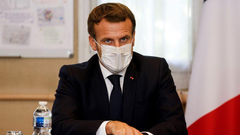Le chef d'Etat Français