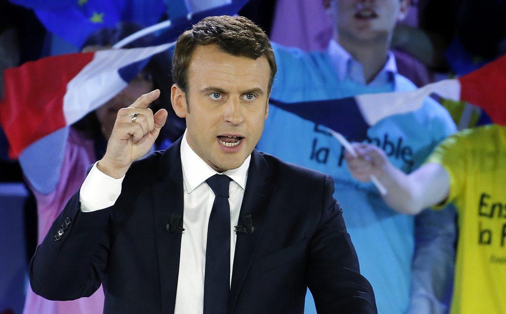 Emmanuel Macron : On fait quoi ?