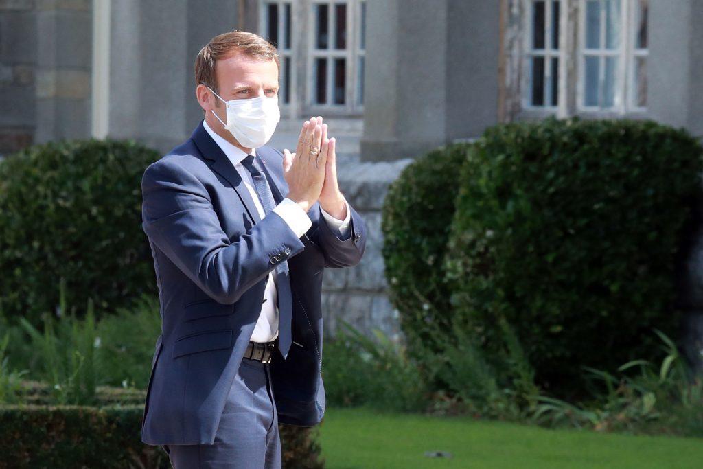 Emmanuel Macron :Sécurité ou régime ?