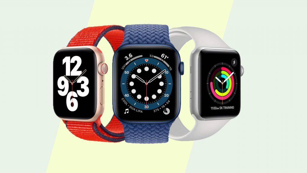 Apple Watch Series 6 à 15% de réduction !