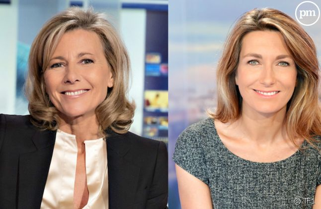 Anne-Claire Coudray remplace Claire Chazal