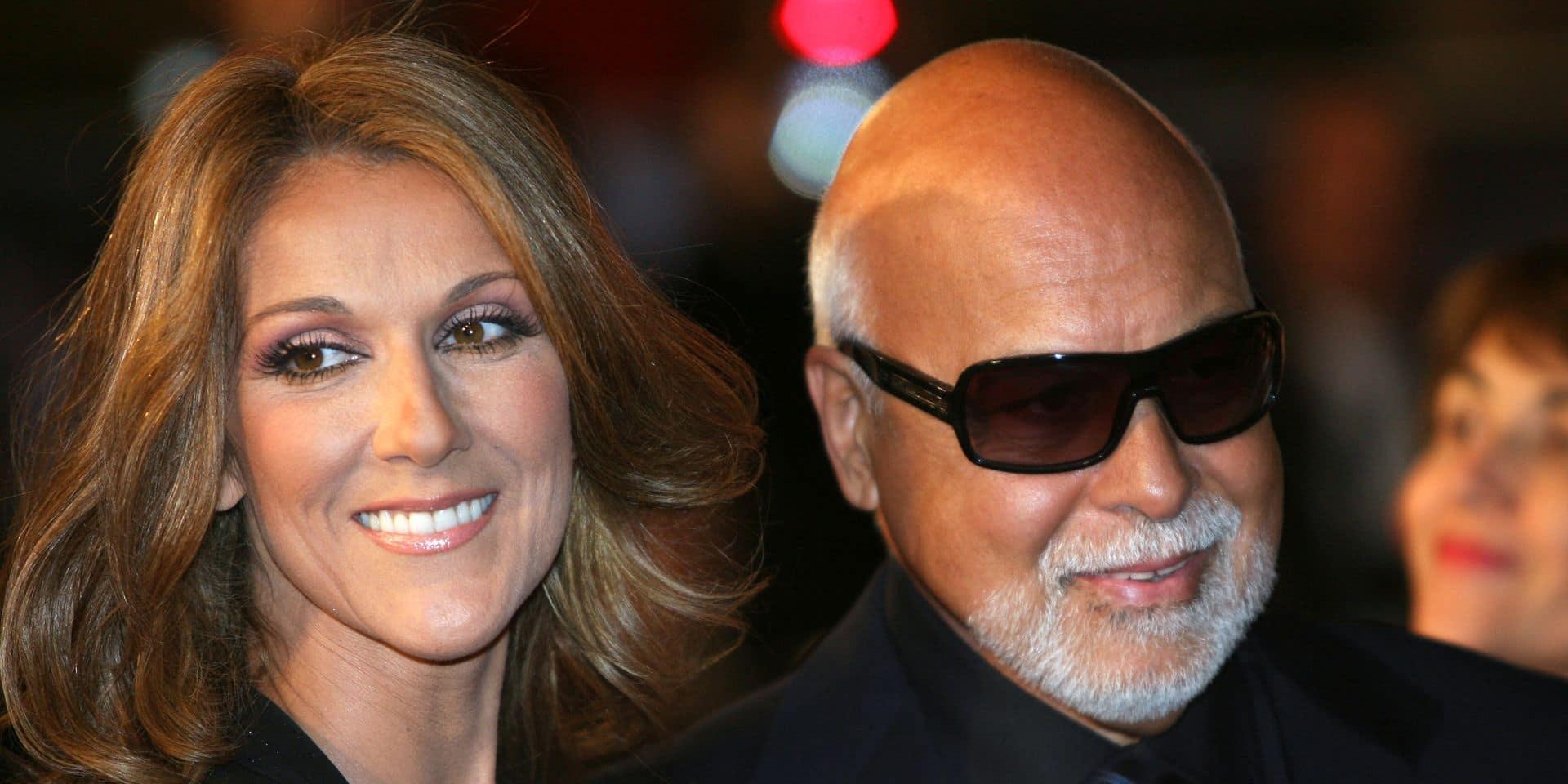 Céline Dion adresse un tendre message à son mari décédé René Angelil