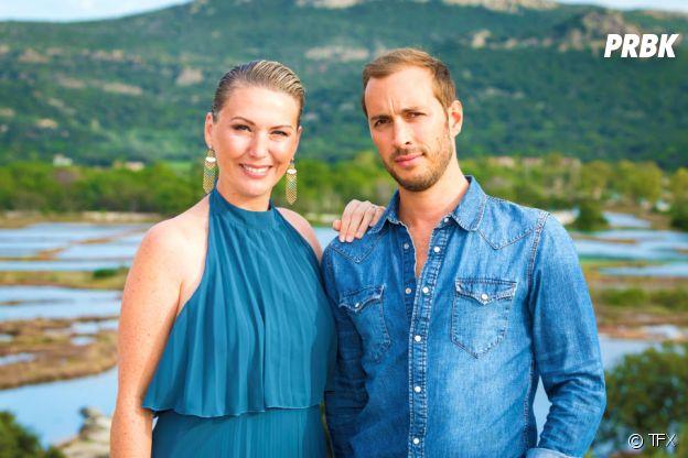 Yann Piette et Lucie Mariotti