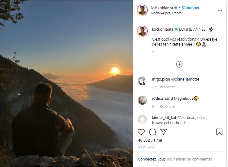 Loïc : Amoureux des montagnes