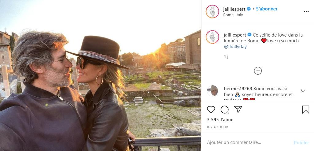 Laeticia Hallyday et Jalil : Un amour extraordinaire !