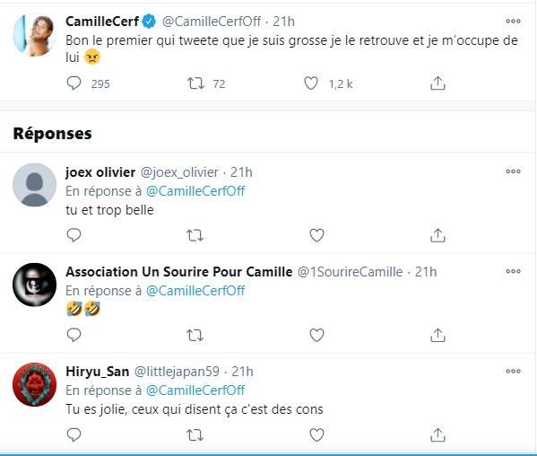 Camille Cerf: Une Miss aimée par ses fans !