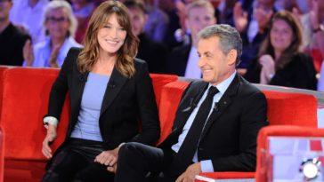 Carla Bruni fait une belle déclaration à Nicolas Sarkozy pour ses 66 ans