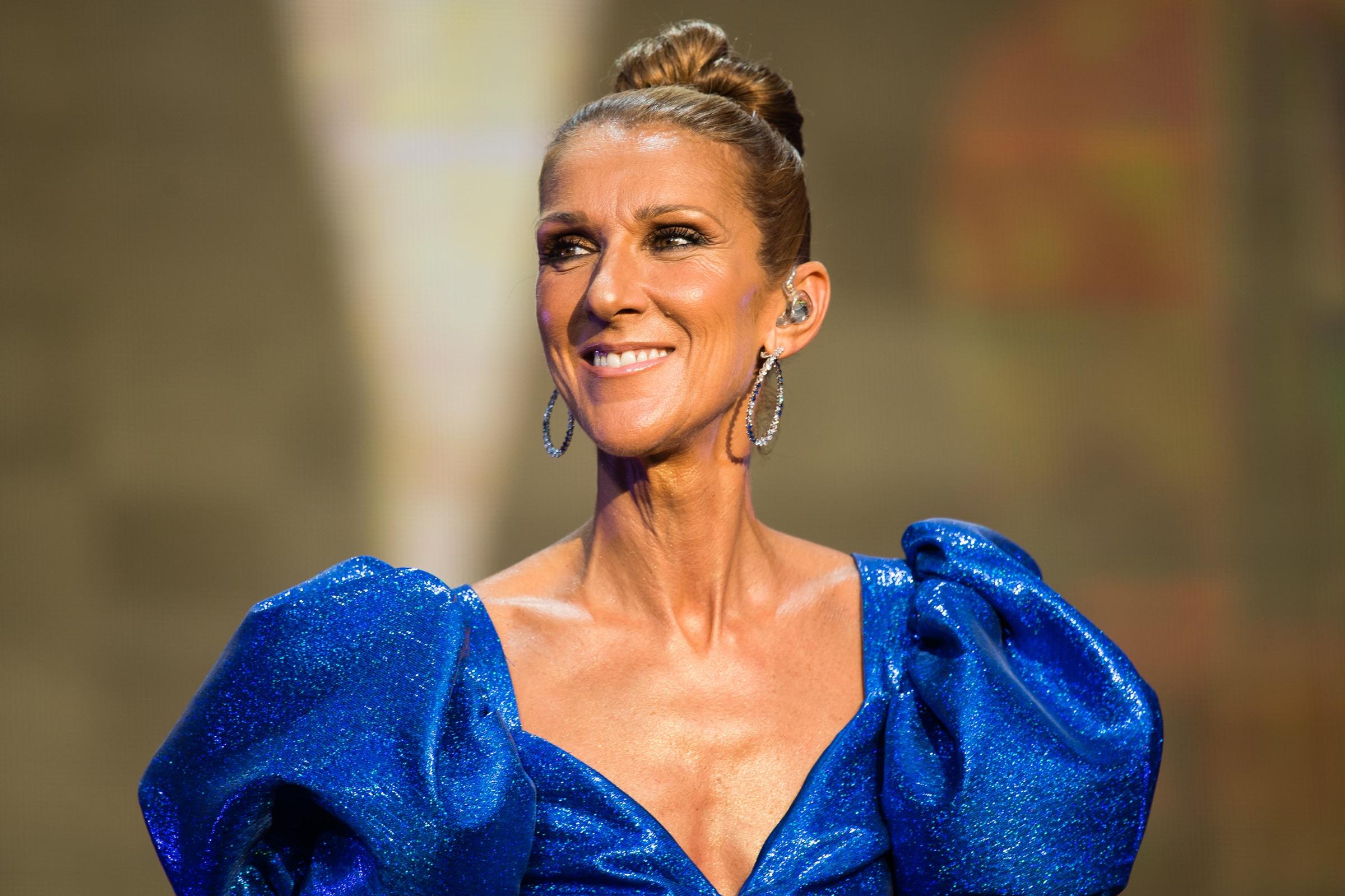 Céline Dion : un fan prend son identité