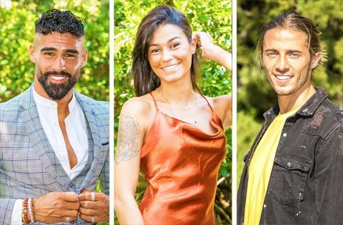 Les candidats qui feront parti de La Villa des Cœurs Brisés 6.