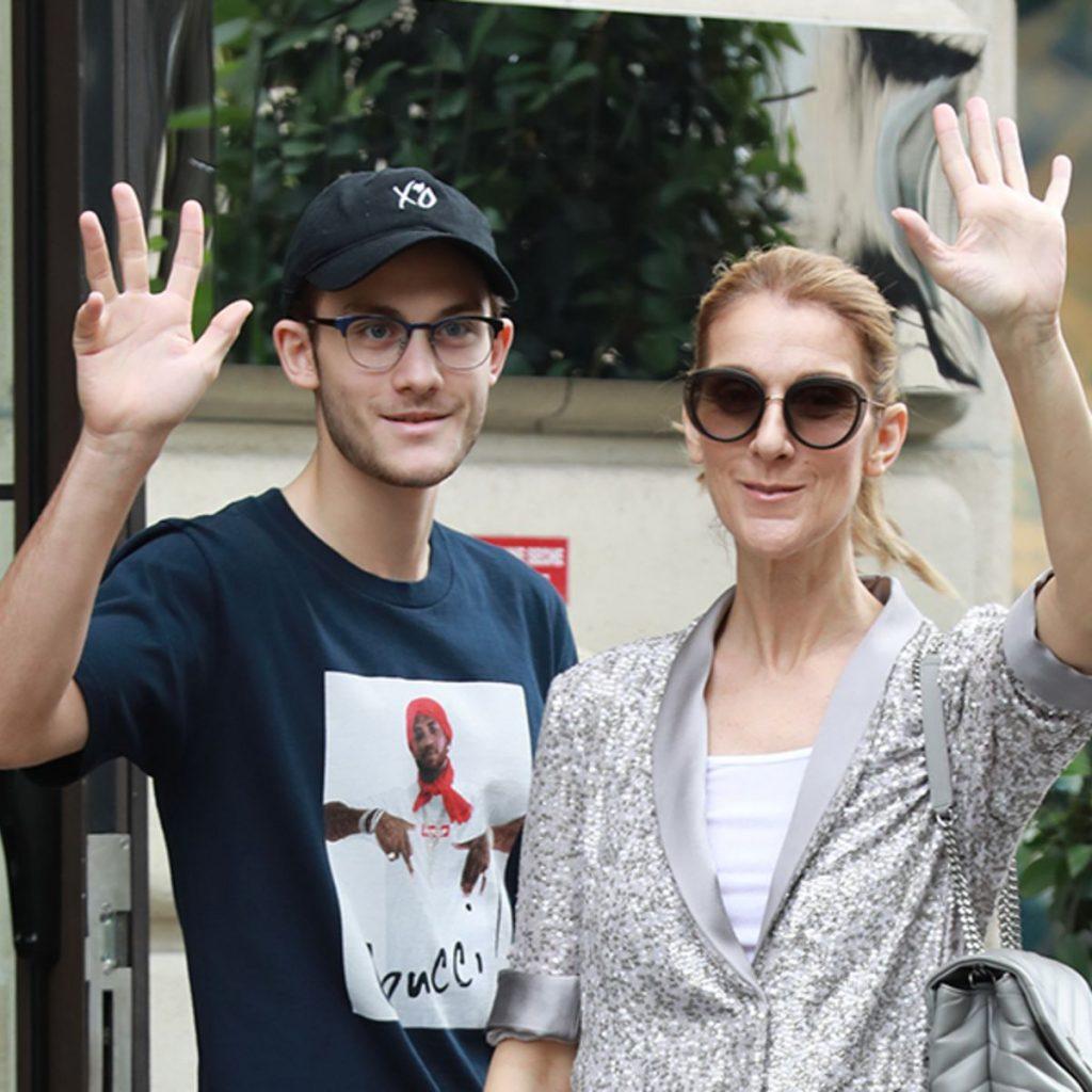 Céline Dion... partage une photo sublime en compagnie de René-Charles !