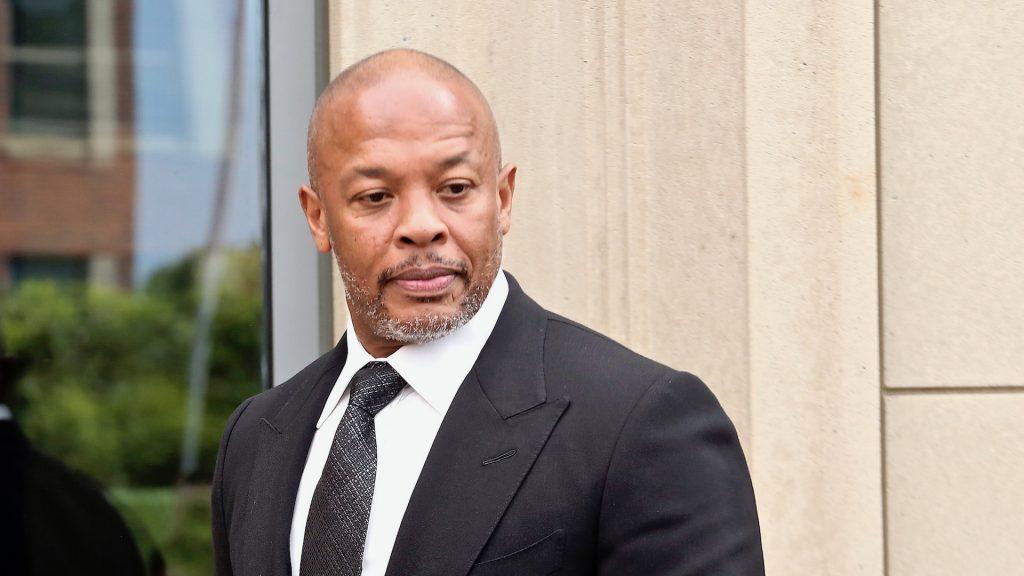 Dr. Dre, le fameux rappeur  hospitalisé suite à une rupture d'anévrisme