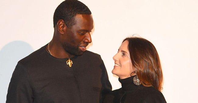 Omar Sy et Hélène... partagent des moments au Sénégal !