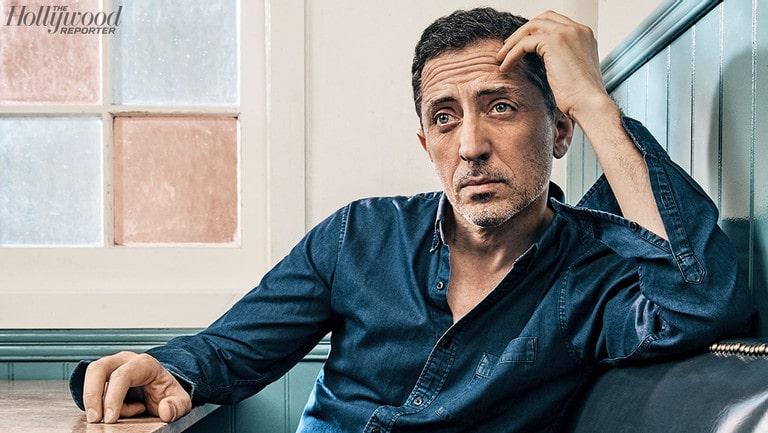 Gad Elmaleh : « La grippe multipliée par dix, vingt »
