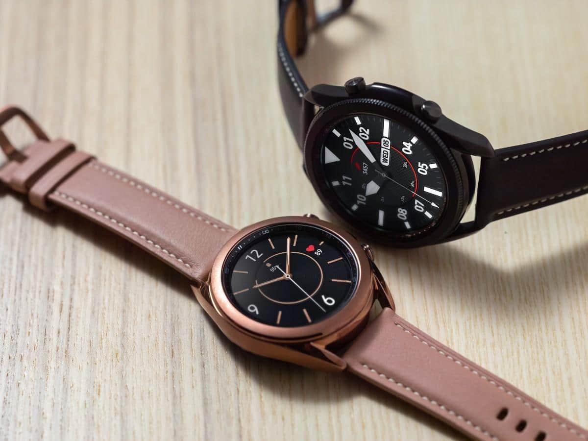 Samsung.. La montre Galaxy Watch 3 à un prix très compétitif !