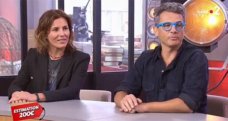 Marie du Sorbet et Julien Cohen