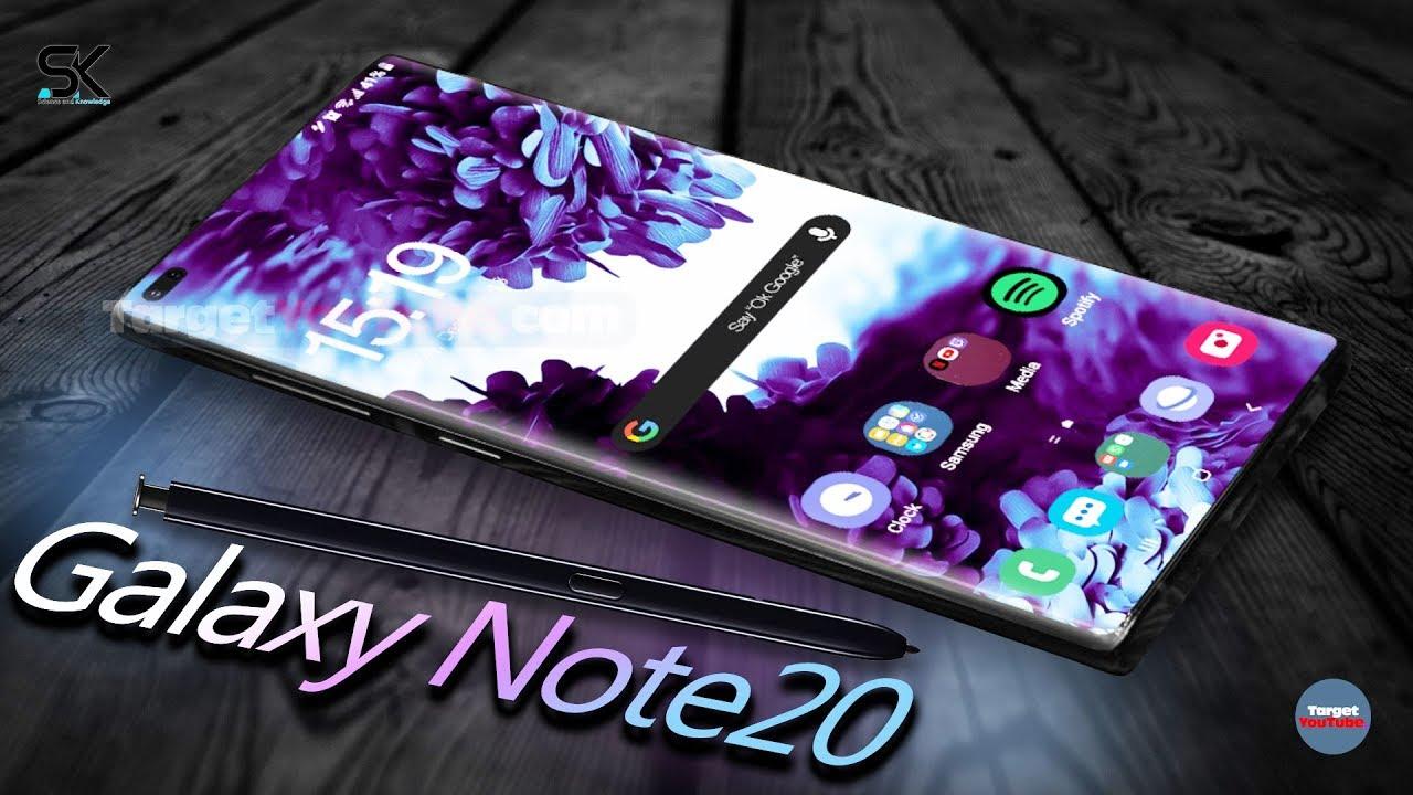 Samsung Galaxy Note 20 : Une promotion sur le haut de gamme de 2020 !