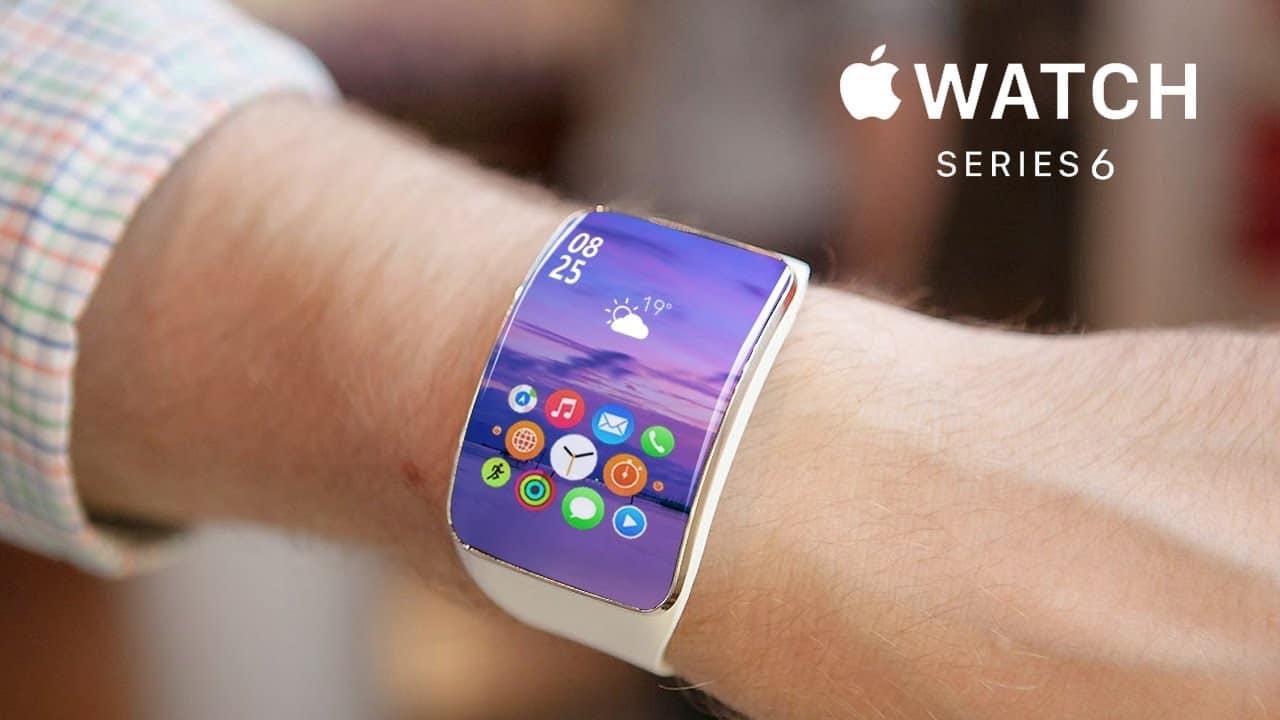 Apple Watch Series 6 : La montre connectée en promotion !