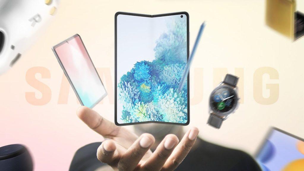 Une nouvelle technologie de smartphones !