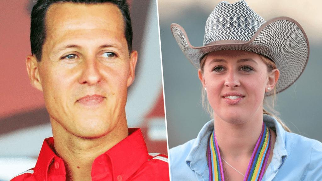 Michael Schumacher : Son cliché avec Gina bouleverse les internautes !