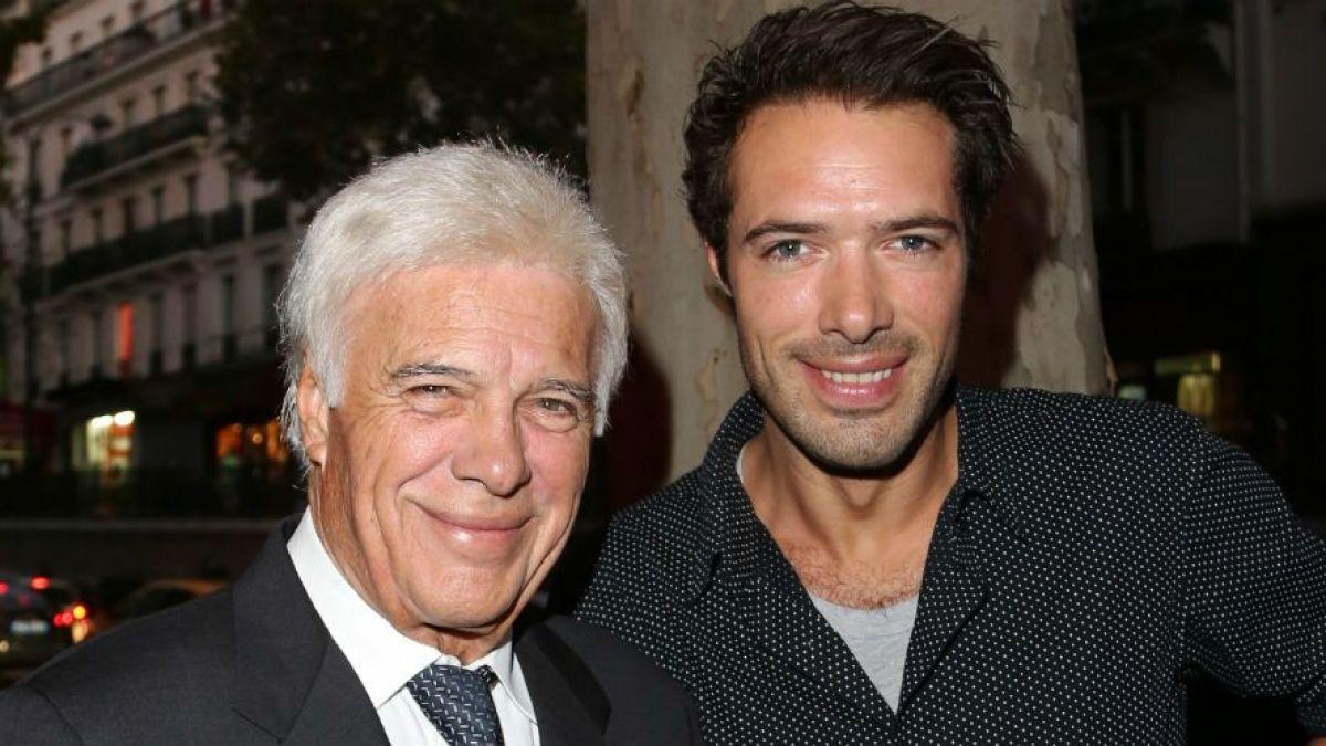 Nicolas Bedos rend un hommage poignant à son père