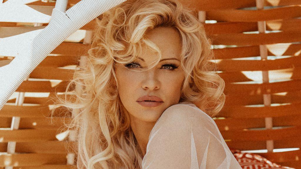 Pamela Anderson la comédienne