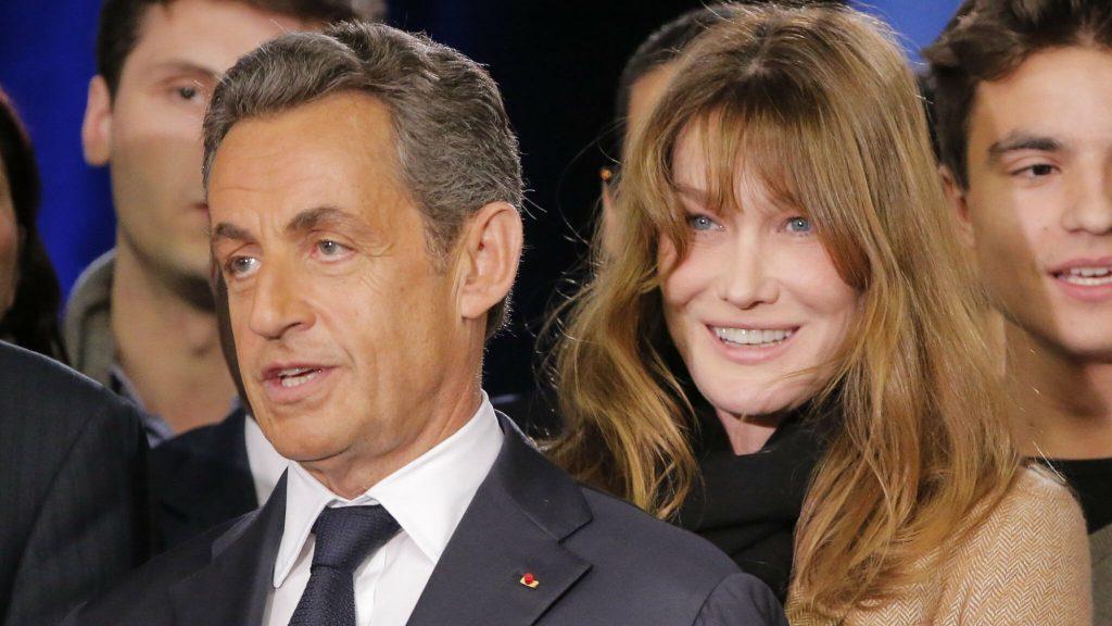 """""""Quelle délicieuse soirée avec toi Nicolas Sarkozy"""""""